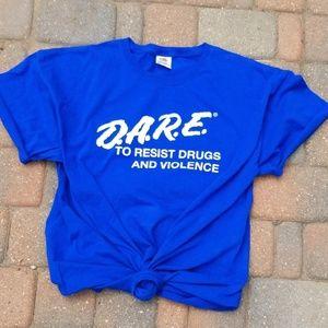 D.A.R.E. Shirt